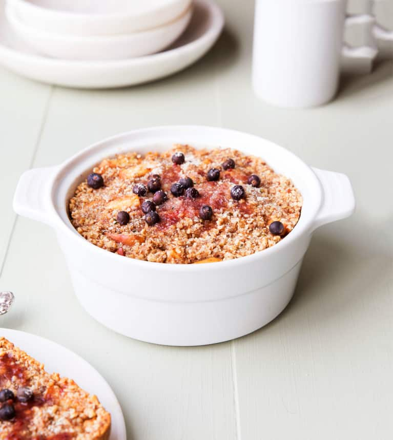 This Healthy Breakfast Cake (No, Really) Will Revolutionize Your Mornings