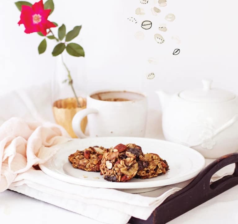 How To Make Healthy Breakfast Cookies With What's Already In Your Kitchen