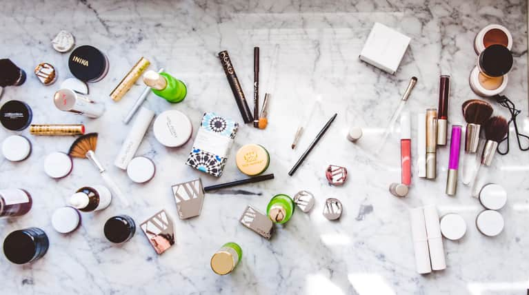4 Steps To Greening Your Makeup Bag Without Going Crazy
