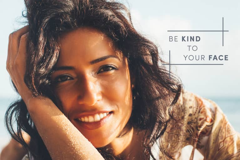How To Use Intentions To Embrace Your Face