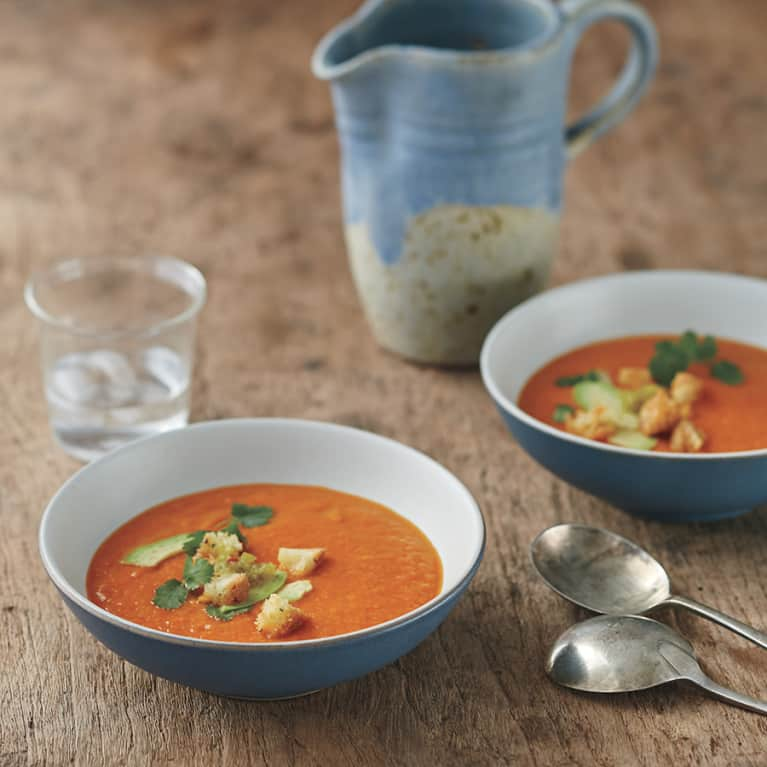 A Clean-Eating Soup Recipe To Kick-Start Your Week
