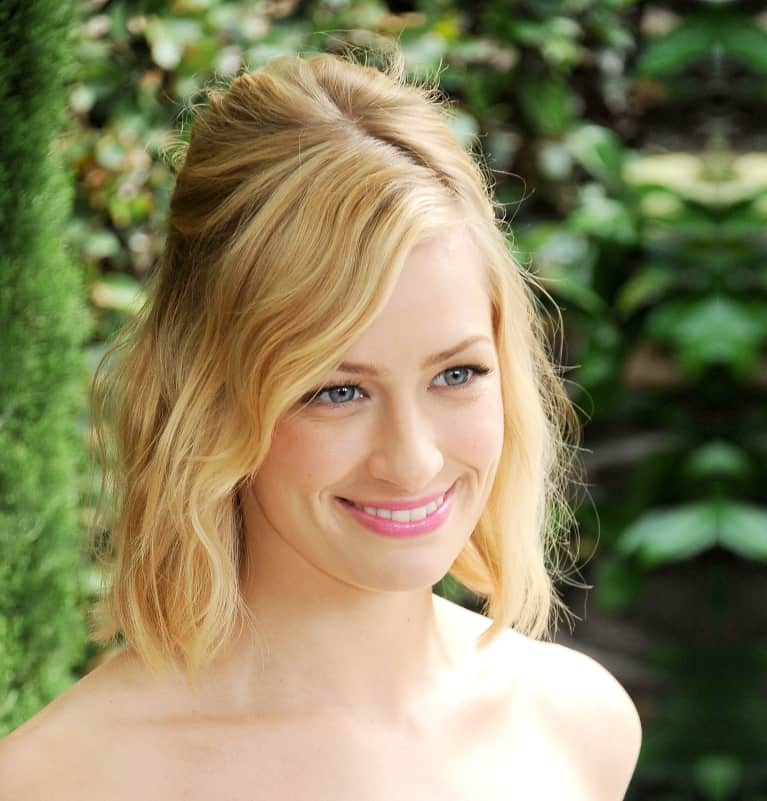 Actress Beth Behrs On How She Gets Grounded