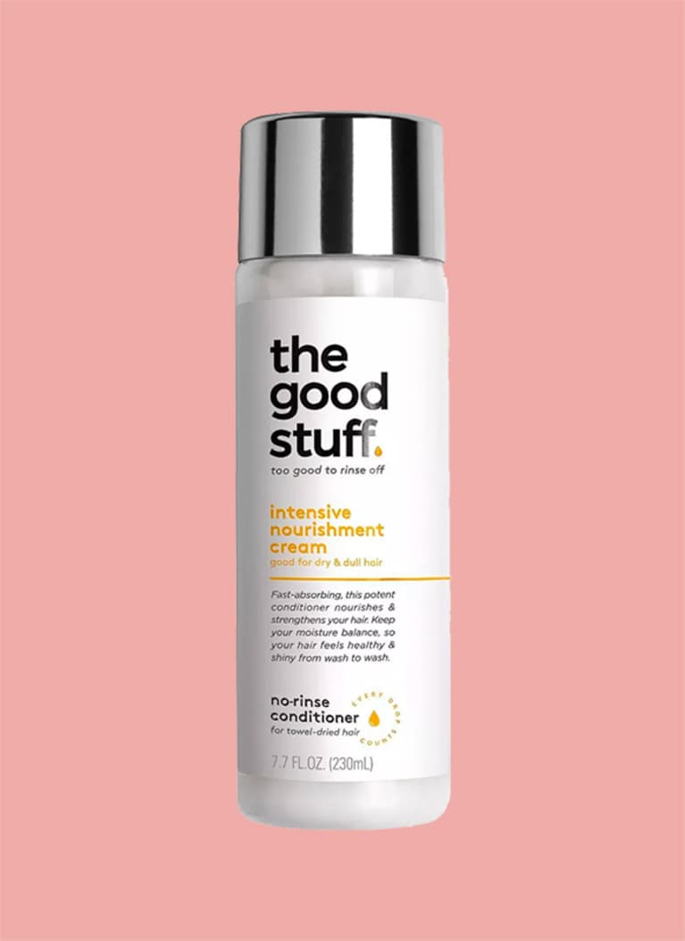 The Good Stuff Intensive Nourishment Cream No-Rinse Conditioner