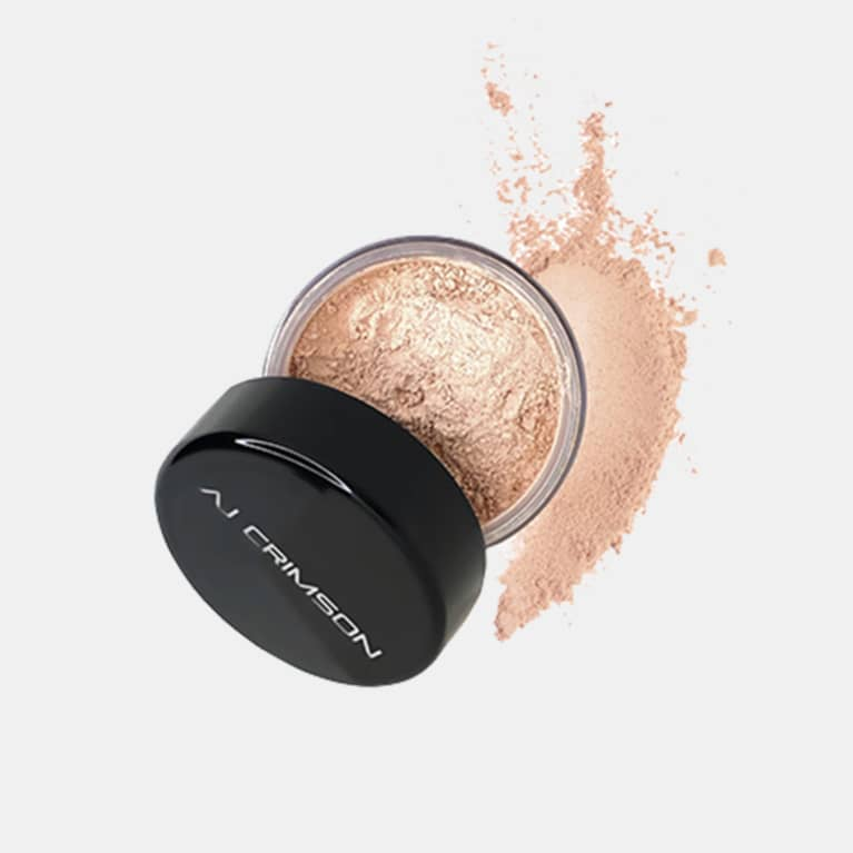 AJ Crimson Beauty AJC Universal Finishing Powder