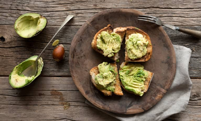 Avocado Lovers, Rejoice: You Can Now Get Your Favorite Toast-Topper At Your Local Starbucks