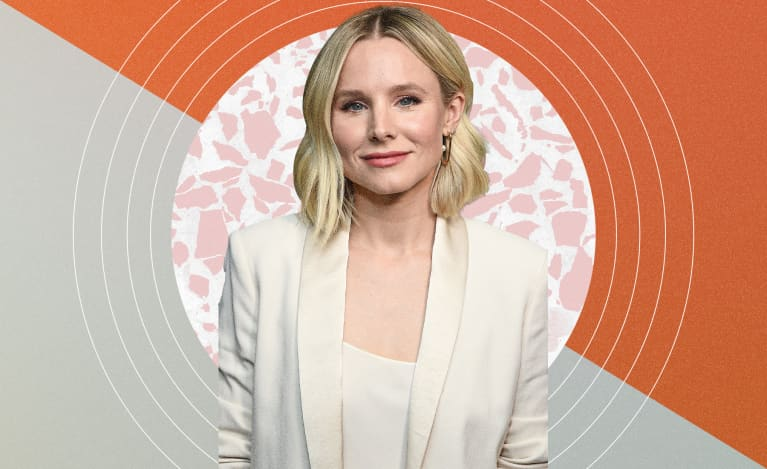 Kristen Bell on Womanhood