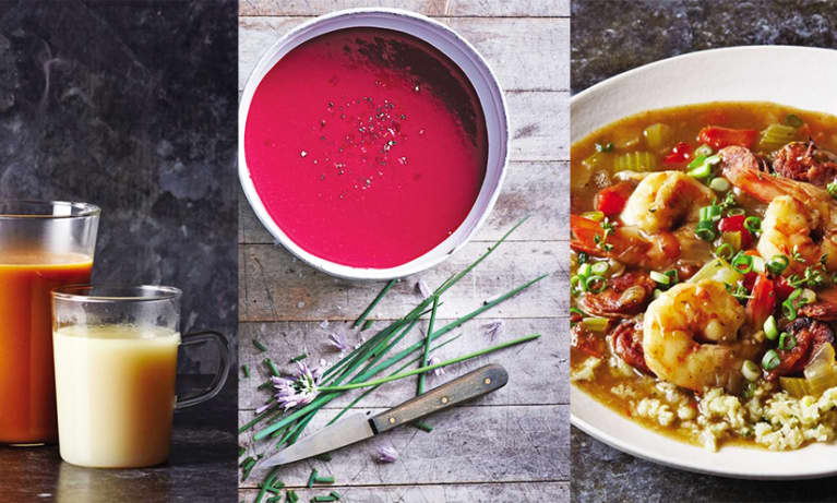 Eat More Bone Broth: A 1-Day Meal Plan To Get More Of This Superfood
