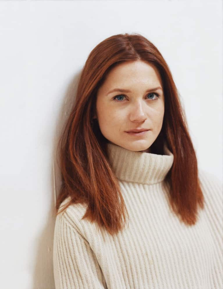 The Question Bonnie Wright Asks Herself Every Time She Shops