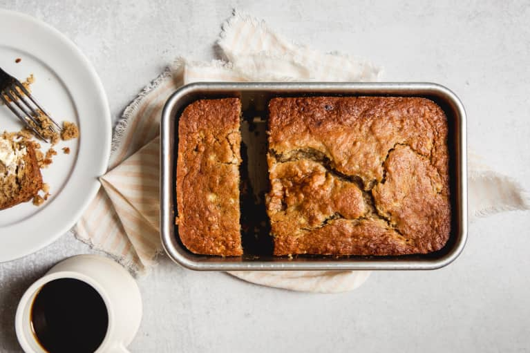 Need A Low-Carb Breakfast? Try This Easy-To-Make Keto Banana Bread