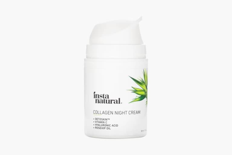 <p>InstaNatural Collagen Night Cream</p>