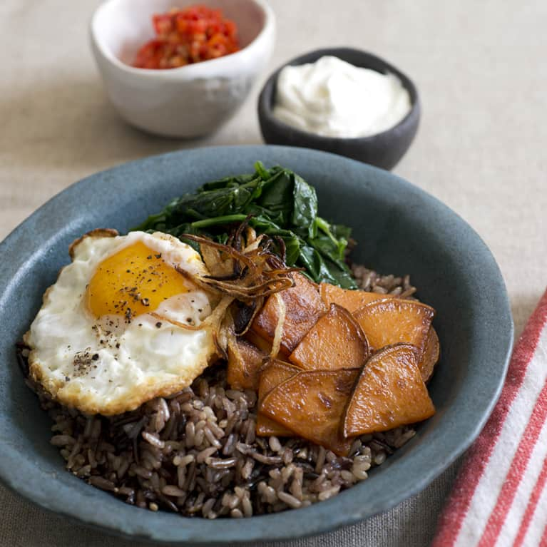 A Rice Bowl For Breakfast (Yes, Really!)