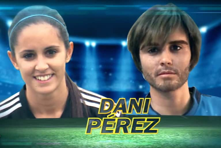 Watch This Spanish Soccer Star Disguised As A Man School Her Male Opponents