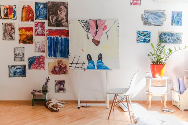 4 Ways To Use Art To Overcome Anxiety