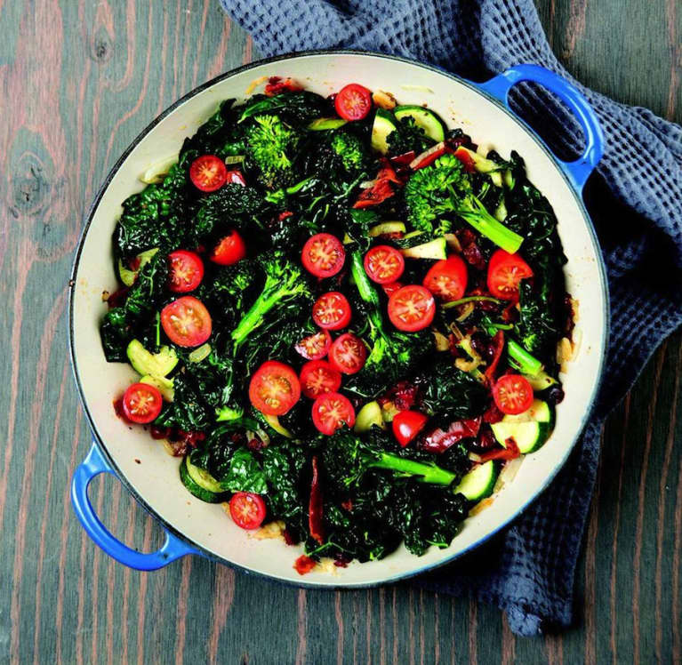 4 Cruciferous Veggie Sides To Make With Dinner This Week