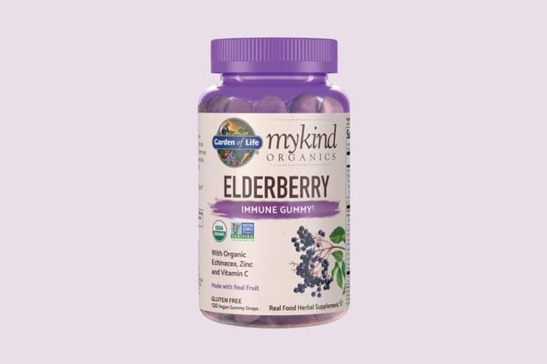 <p>Elderberry Immune Gummies</p>
