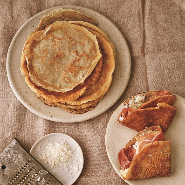 The Gluten-Free Buckwheat Crepes You Will Want To Make Every Weekend