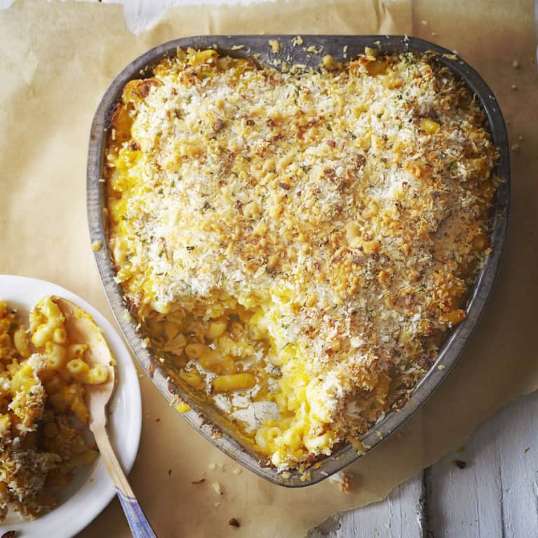 The Ultimate Better-For-You Butternut Squash Mac 'n' Cheese