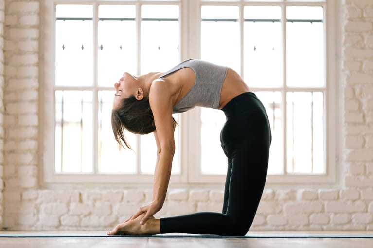 Open Your Heart (& Strengthen Your Spine) With This Juicy Backbend