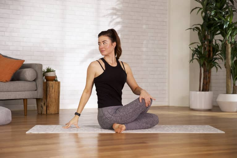mbg moves: Yoga For Back Pain
