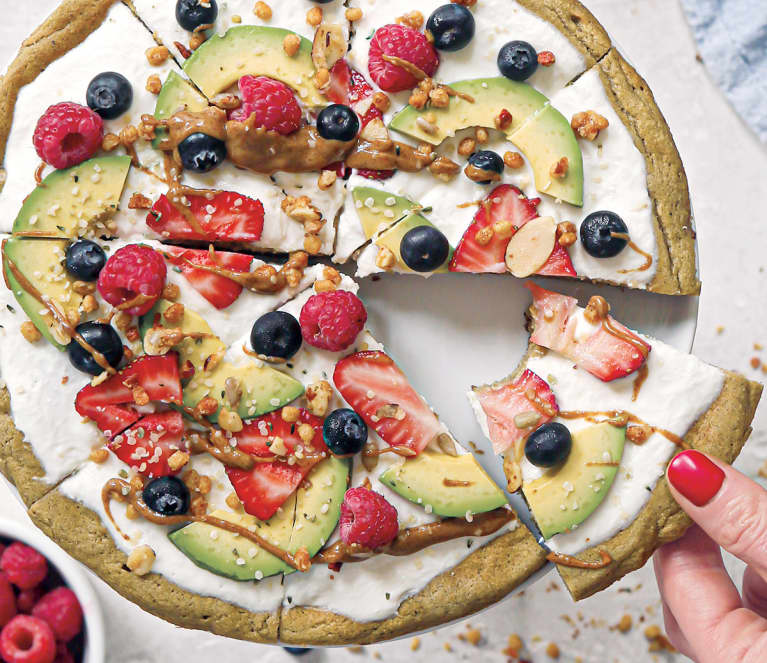 A 4-Ingredient Breakfast Pizza You Can Make In Just 10 Minutes