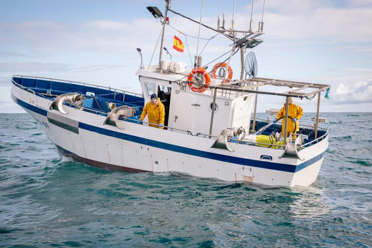 Patagonia Provisions Mackerel Fishing Boat