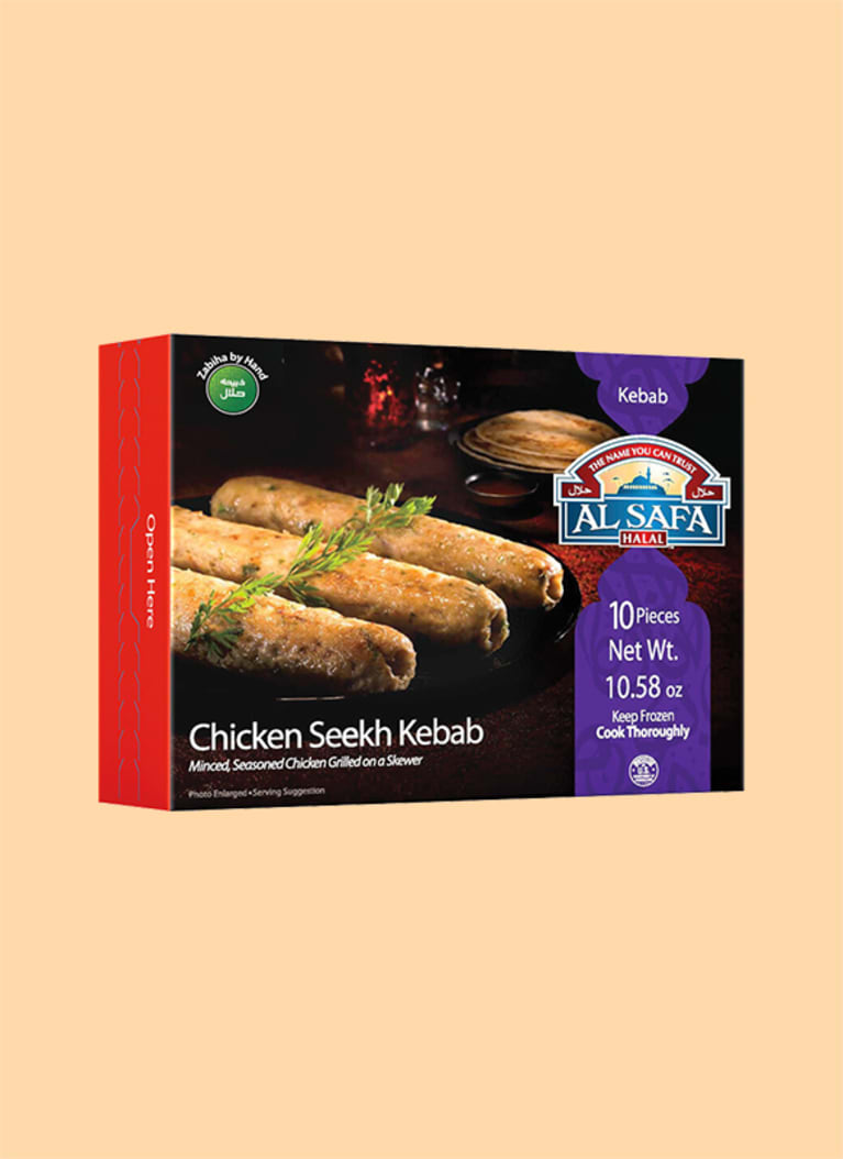 Al Safa Chicken Seekh Kebab