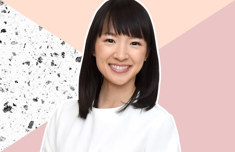 This Is Our Fave Folding Tip From Marie Kondo's New Netflix Show