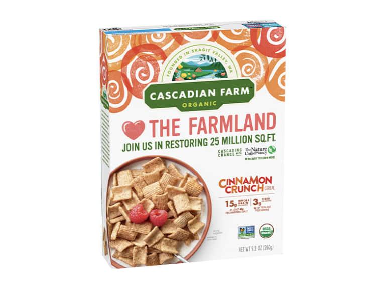 <p>Cinnamon Crunch</p>