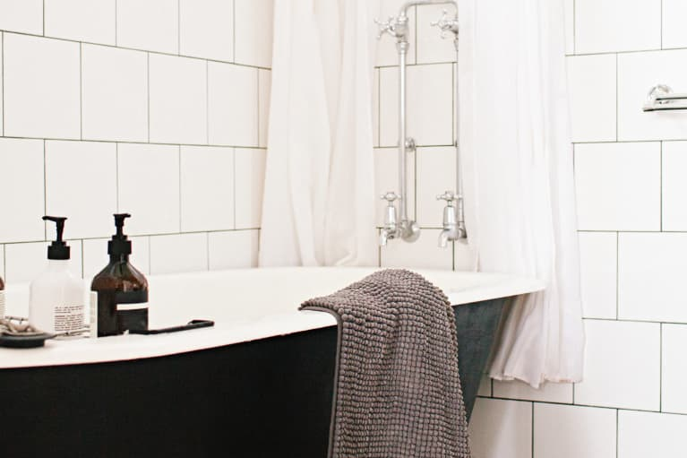 Why It Might Be High Time To Swap Out Your Shower Curtain