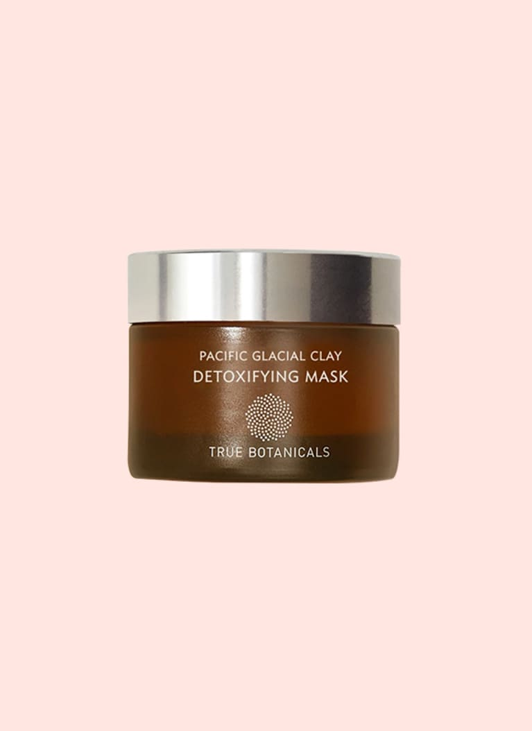 True Botanicals clay mask