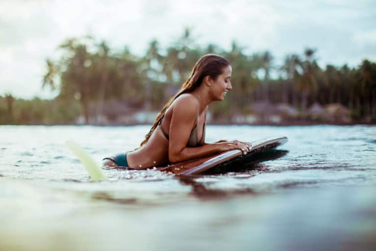 The Wellness Hacks This Pro Surfer Swears By For Better Waves & Peace Of Mind