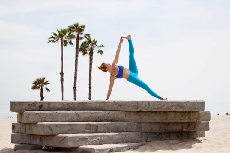 Superstar Yogi Caley Alyssa Shares The Beauty Rituals That Keep Her Balanced