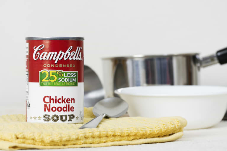 Campbell's Soup Will Be The First Major U.S. Food Company To Label GMOs