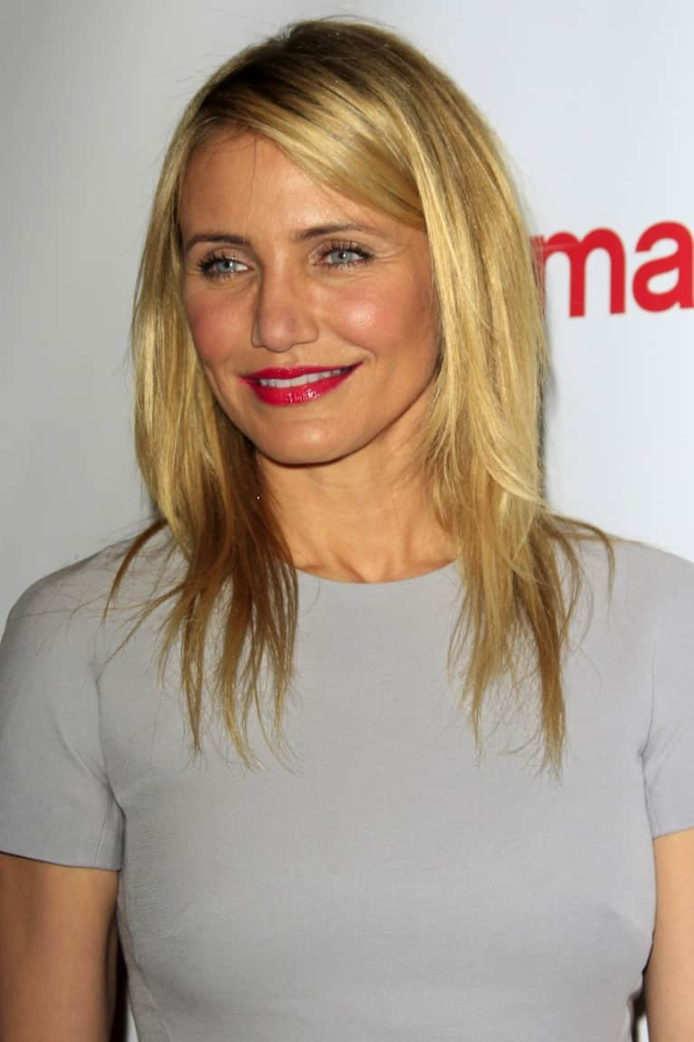 Cameron Diaz Is Ready To Start A Conversation On Aging