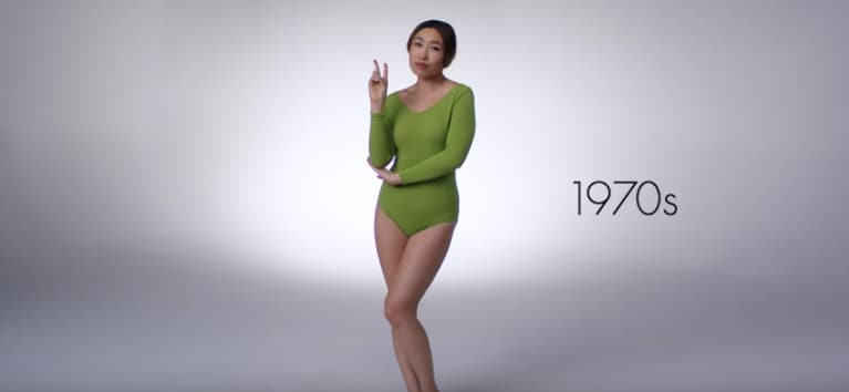 What 100 Years Of Athleisure REALLY Looks Like