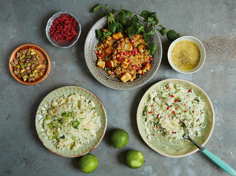 The Hemsley Sisters School Us On Cauliflower Rice