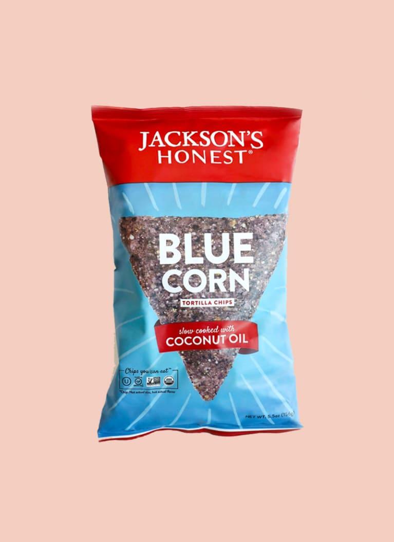 Jackson's Honest Blue Corn Tortilla Chips