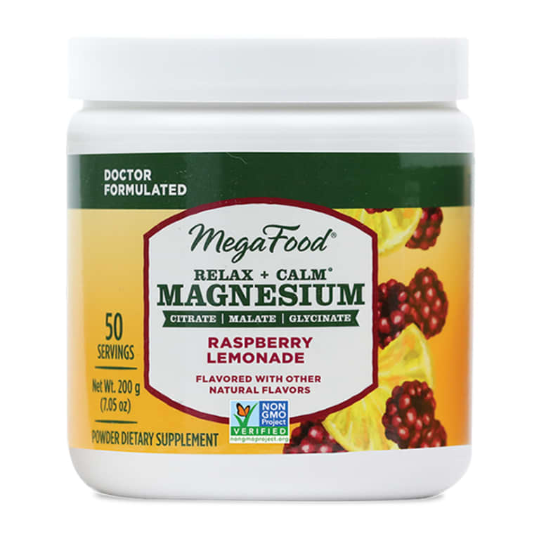 MegaFood calm magnesium powder