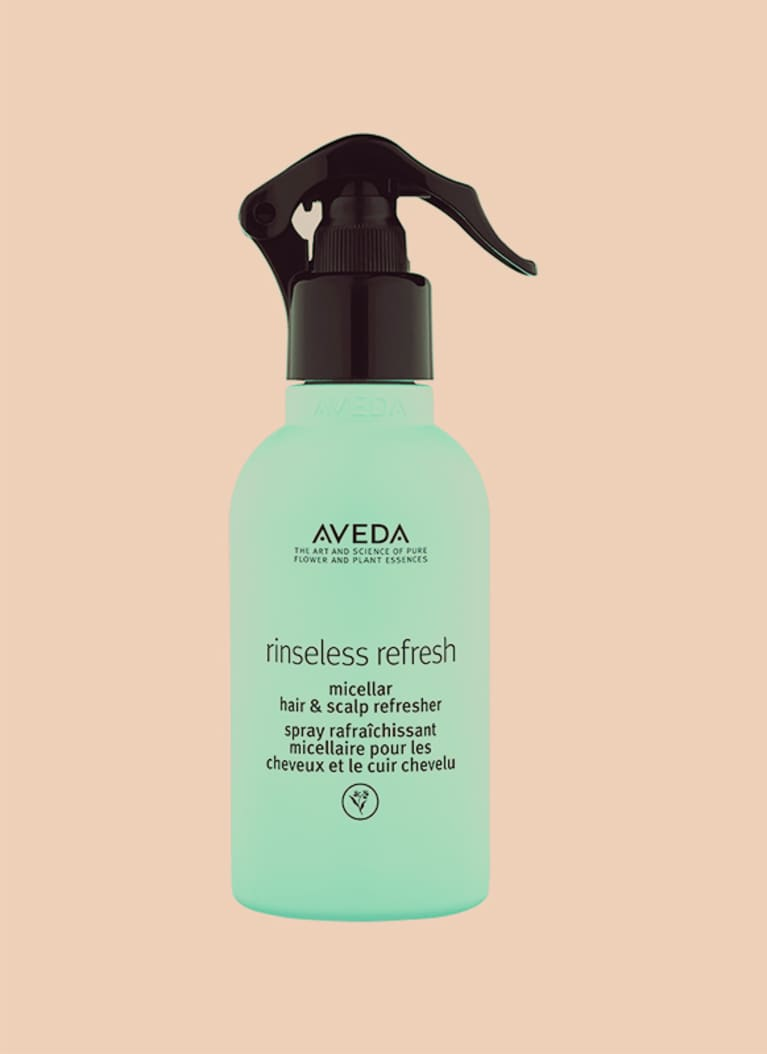 For Combo + Textured: Aveda Rinseless Refresh Micellar Hair & Scalp Refresher