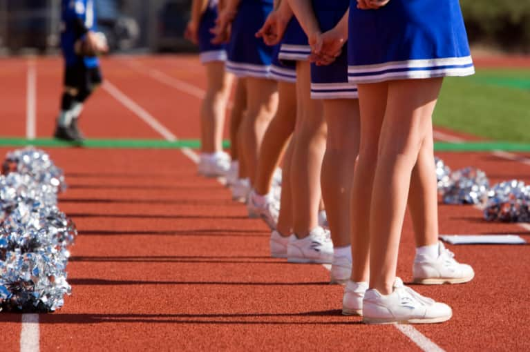 Meet California's First Transgender Cheerleader
