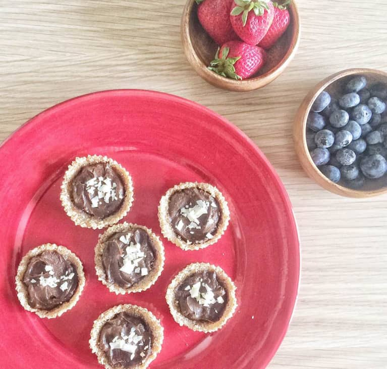 A Carob Tart That Will Make You Forget All About Chocolate
