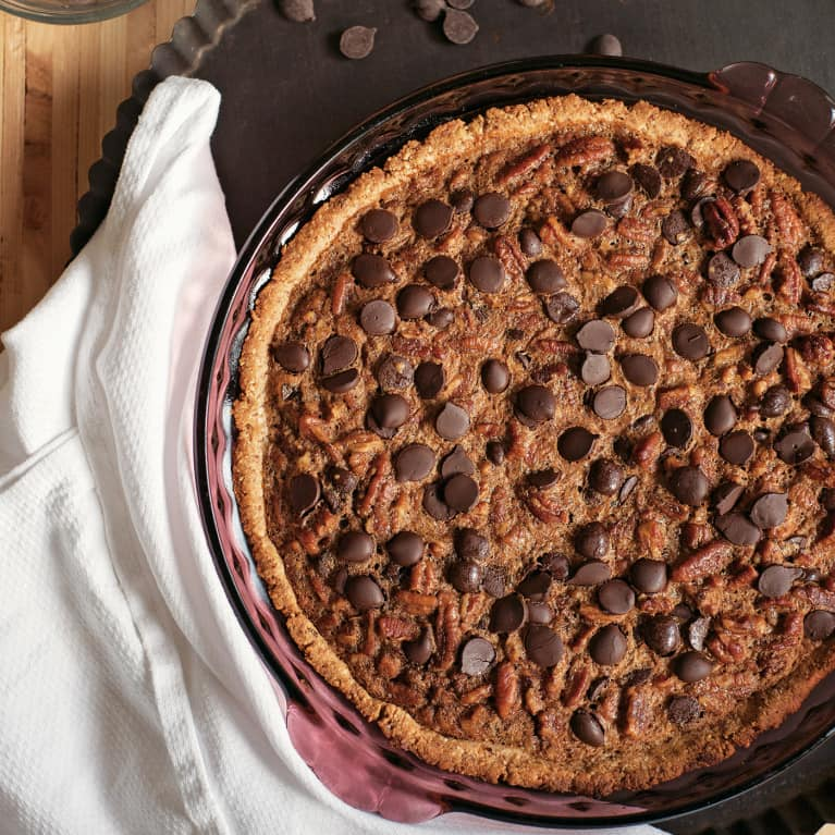Oh My Pie! A Chocolate Chip Dessert To Wow Your Paleo Friends