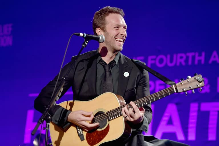 The Surprising Reason Chris Martin Only Eats Six Days A Week
