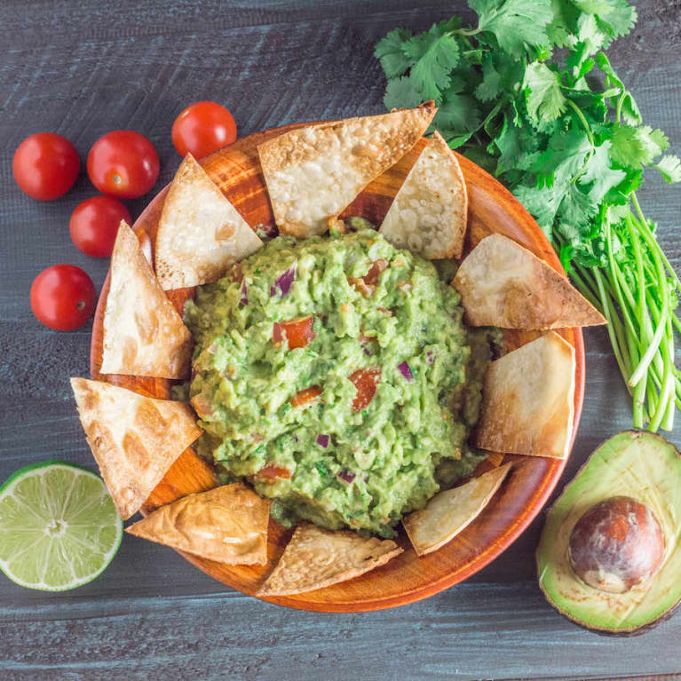 Ultimate Guacamole (For Cinco De Mayo & Every Other Day)