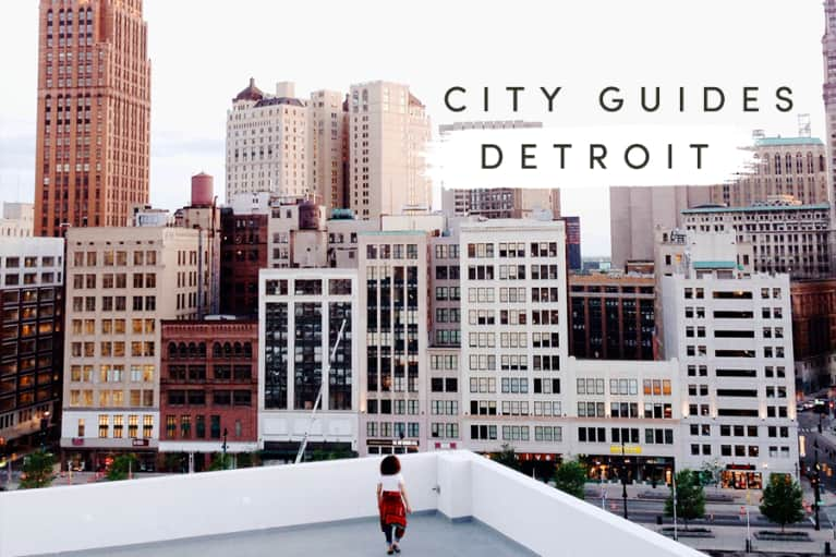 How Detroit Is Making A Name For Itself As A Wellness Destination