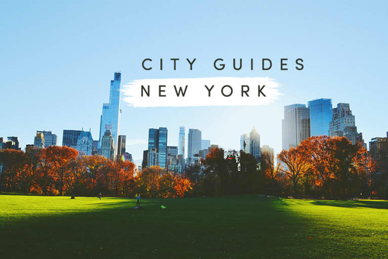 City Guide: Check Out How Yogi Tara Stiles Does New York