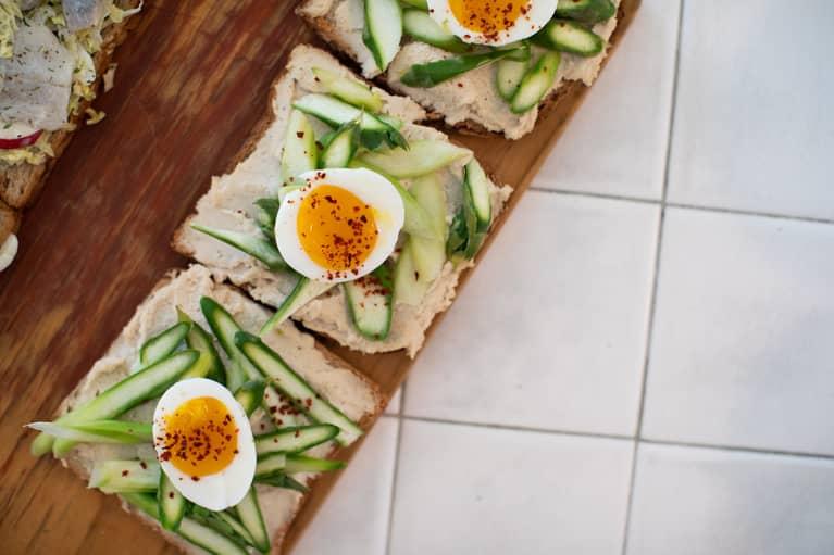 2 asparagus recipes