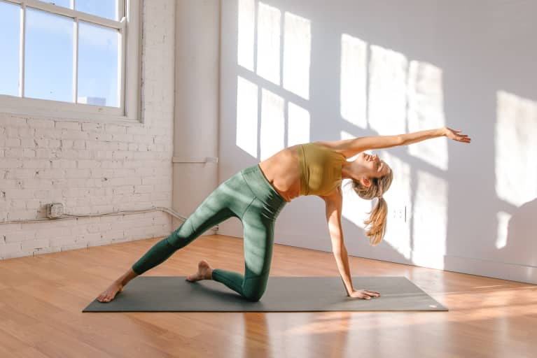 5 Yoga Poses To Ease Your Emotional Hangover