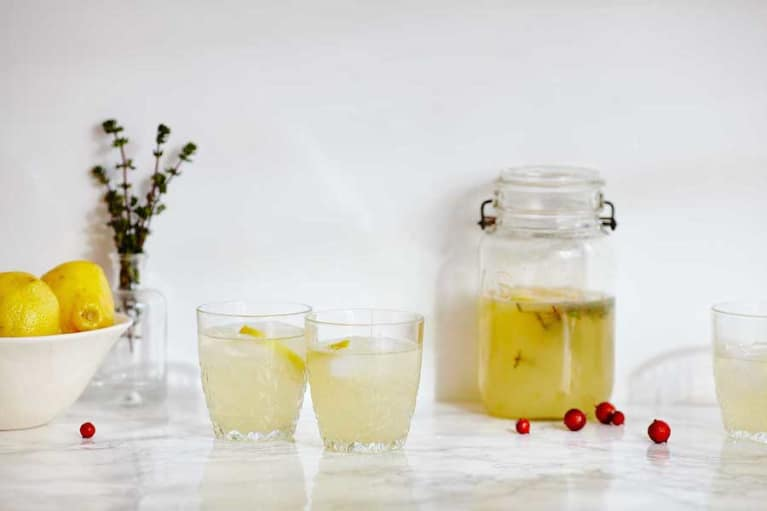 3 Apple Cider Vinegar Cocktails To Help You Detox While You Party