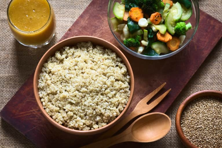 How To Cook Quinoa Perfectly Every Time